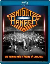 NIGHT RANGER New Sealed 2016 LIVE CHICAGO CONCERT BLU RAY
