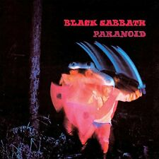BLACK SABBATH PARANOID REMASTERED CD NEW