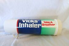 RARE Vintage THERMOS® brand VICKS INHALER hot/cold liquid thermos vacuum bottle