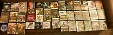 LARGE LOT OF 42 PC VIDEO GAMES