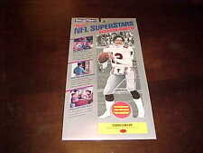 1992 Chris Miller Atlanta Falcons Supersilhoutte in Original Package