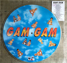 Gam Gam Compilation - ICE MC – JT Company – Deadly Sins....   Vinyl PICTURE DISC