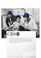 ADAM ARKIN, BARBARA RHOADES, JACK KRUSCHEN Original TV Photo BUSTING LOOSE