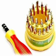 100% Original Jackly JK 6036 31 in 1 Magnetic Screwdriver Set Repair Tool Kit