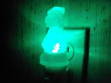 Glow in the Dark LED Acrylic 'Knight' Night-Light- NEW! free ship