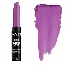 NYX Cosmetics High Voltage Lipstick, Twisted (Bright Violet) Buy 3, Get 1 Free!