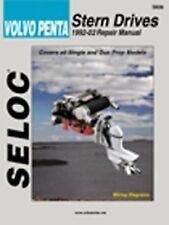 Volvo-Penta Stern Drives, 1992-02, Seloc, Good Book