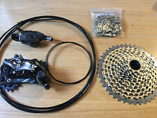 SRAM XX1 Group 1x11 speed Mountain Bike Fat Bike 4 Piece NEW MTB KMC Chain