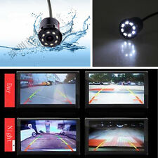 170°Wide Angle Car SUV Rearview Backup Reverse Parking 8LED Night Vision Camera