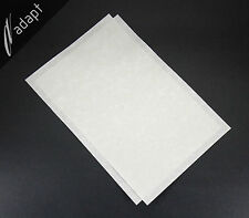 "Nomex 410 Insulation Paper 5 mil thick 2 each 8""x12"" Sheets Aramid Electrical"
