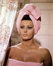 Sophia Loren / Sofia Villani Scicolone 8 x 10 GLOSSY Photo Picture