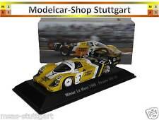 Museum: Porsche 956 LH - Winner 24h Le Mans 1985 - Spark 1:43 MAP02028513 - neu