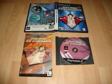 STAR WARS JEDI STARFIGHTER DE LUCAS ARTS PARA LA SONY PS2 USADO COMPLETO
