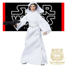 "PRINCESS LEIA - Star Wars Black Series Episode IV 6"" Figure W9 - NEW! Rogue One"