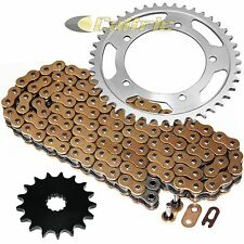 Golden O-Ring Drive Chain & Sprockets Kit Fits SUZUKI DL1000 V-Strom 2006-2012