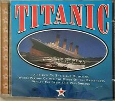 TITANIC A TRIBUTE TO THE EIGHT CD NEW SEALED SIGILLATO