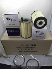 Case 12 Engine Oil Filter SOE6127 Made In Korea Fits:Hyundai & Kia V6 3.3L 3.5L