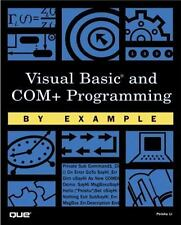 Visual Basic and COM+ Programming by Example-ExLibrary