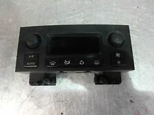 Peugeot 307 2007 Facelift 06-08 1.6 HDI Heater Control Panel Aircon 9646627977