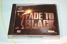 Fade to black Playstation 1 Spiel, PS1
