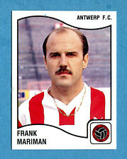 FOOTBALL 90 BELGIO Panini - Figurina-Sticker n. 28 - F. MARIMAN - ANTWERP -New