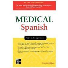 Medical Spanish, Fourth Edition (Bongiovanni, Medical Spanish), Bongiovanni, Gai