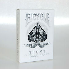 Carte Bicycle Ghost white by Ellusionist