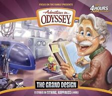Adventures in Odyssey: The Grand Design 56 by AIO Team (2012, CD)