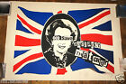 BILLY CHILDISH & JAMIE REID ~ GOD SAVE THATCHER ~ SILKSCREEN PRINT ~ SEX PISTOLS
