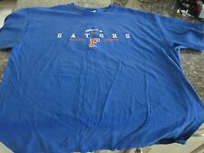 Florida Gators T-Shirt - Blue - Large - Embroidered Logo