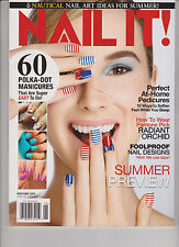 NAIL IT MAGAZINE MAY/JUNE 2014, SUMMER PREVIEW.