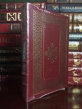 Easton Press Forrest Gump ✎Signed✎ by Winston Groom Sealed Leather 1st Edition