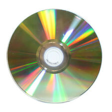 1000 52X Shiny Silver Top Blank CD-R Disc Free Expedited Shipping Wholesale Lot
