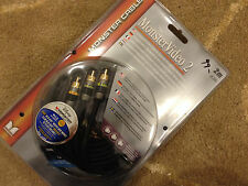 Monster Cable MV2CV-2M Component video cable 2 meter
