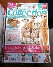 Cross Stitch Collection Magazine Late Summer 2014 Issue 239 (new)