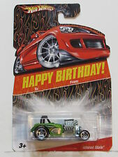 HOT WHEELS 2008 HAPPY BIRTHDAY ALTERED STATE
