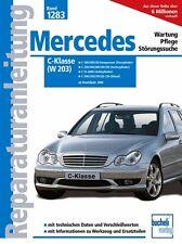 Mercedes Benz C Klasse Reparaturanleitung Reparatur-Handbuch Reparaturbuch Buch