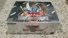 Yugioh Dark Beginning 2 Sealed Booster Box
