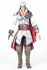 "Assassin's Creed II 2 EZIO AUDITORE DA FIRENZE 7"" Action Figure NECA 2010"