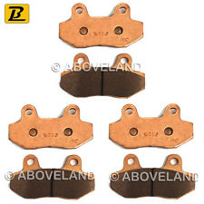 FRONT REAR Sintered Brake Pads HYOSUNG GV 650 EFI 2007-2008 2009 2010 2011 2012