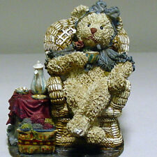 "Ganz - Cottage Collectibles - Artist Designed -""Tea Time"" By Terry Skorstad"
