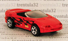 RARE Target Set Exclusive 95 CHEVY CAMARO CONVERTIBLE SS 1995 Flames HOT WHEELS