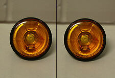 Mazda MX5 Eunos Mk1 Mk2 Mk2.5 MK3 NA NB NC 89-05 - ORANGE SIDE REPEATER - PAIR