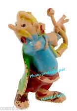 Figurine ASSURANCETOURIX le barde Asterix HUILOR figure figurina figurilla
