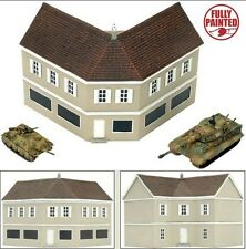 Flames of War Scenery BNIB Corner Shop - Nijmegen