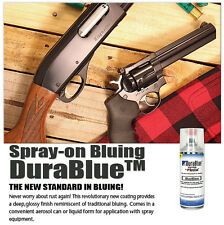 DuraCoat Durablue - AEROSOL - Bluing Gun Paint - Polished Blue/Black