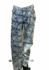 Rock and Republic Jeans Women's Size 6 Skinny Pants Floral Lace New