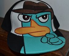 Perry the Platypus Phineas & Ferb Snapback Hat Agent P Licensed DISNEY NEW