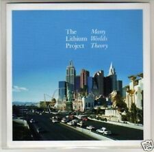 (J233) The Lithium Project, Many Worlds Theory - DJ CD