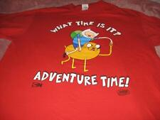 Adventure Time Finn and Jake   Adult X  Large  T-Shirt